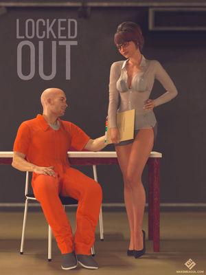 Porn Comics - Maxsmeagol- Locked Out free Porn Comic