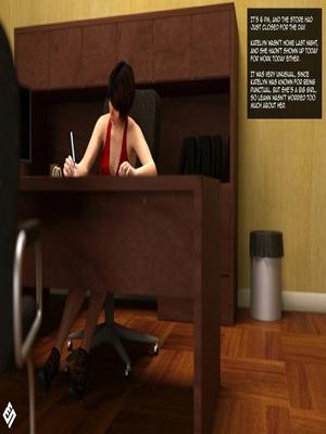 3D Porn Comics Maxsmeagol- The Fall Porn Comic 02