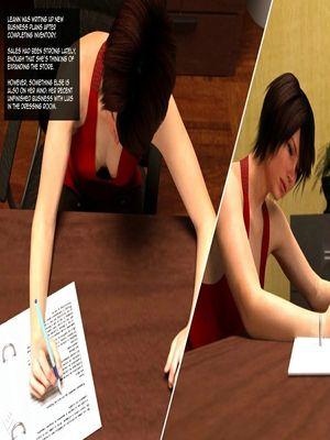3D Porn Comics Maxsmeagol- The Fall Porn Comic 03