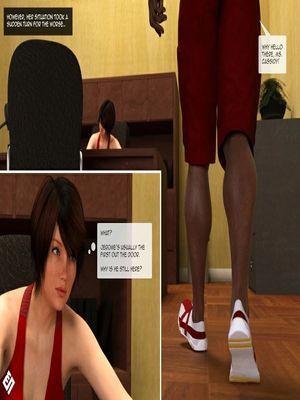 3D Porn Comics Maxsmeagol- The Fall Porn Comic 04