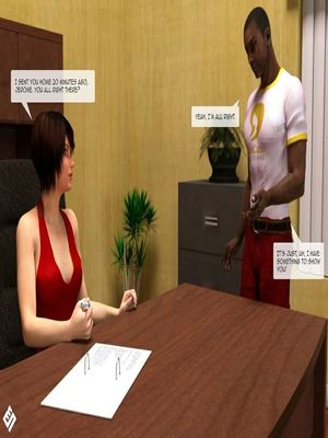 3D Porn Comics Maxsmeagol- The Fall Porn Comic 05