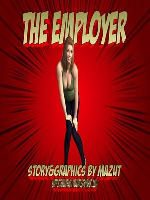 Porn Comics - 3D : Mazut- The Employer Porn Comic
