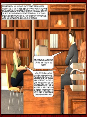 3D Porn Comics Mazut- The Employer Porn Comic 03