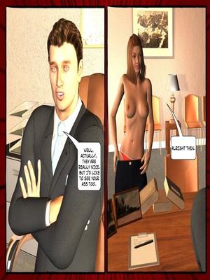 3D Porn Comics Mazut- The Employer Porn Comic 07