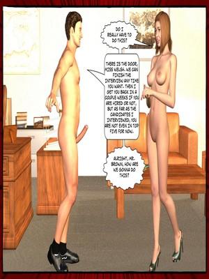 3D Porn Comics Mazut- The Employer Porn Comic 12