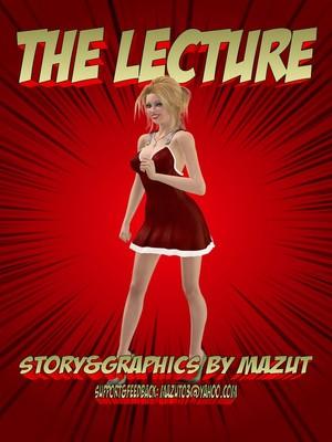 Porn Comics - Mazut- The Lecture free Porn Comic