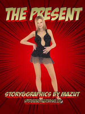 3D Porn Comics Mazut- The Present Porn Comic 01