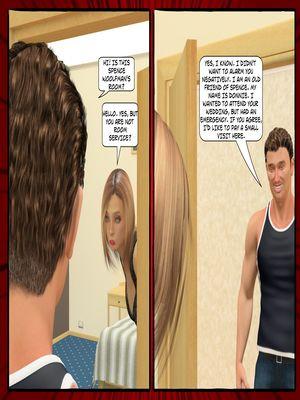 3D Porn Comics Mazut- The Present Porn Comic 05