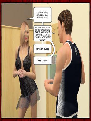 3D Porn Comics Mazut- The Present Porn Comic 08