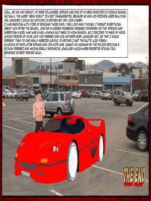3D Porn Comics Mazut- The Present Porn Comic 30