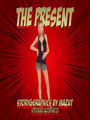 3D Porn Comics Mazut- The Present Porn Comic 32