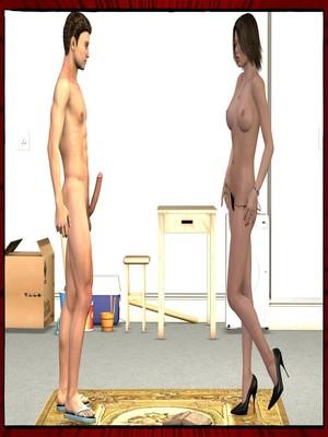3D Porn Comics Mazut- The Ritual Porn Comic 13