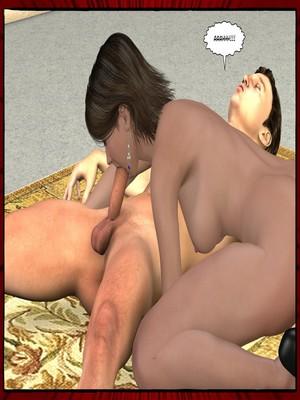 3D Porn Comics Mazut- The Ritual Porn Comic 18
