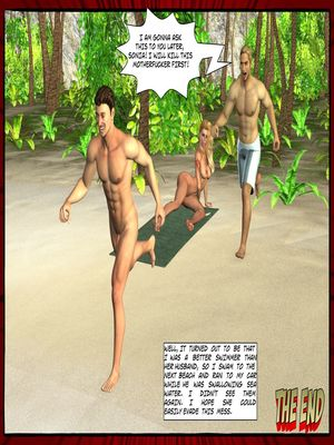 Mazut- The Seaside free Porn Comic