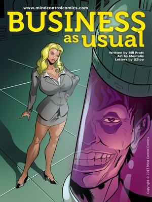 Porn Comics - MCC- Business as Usual free Porn Comic