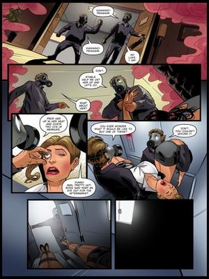 Adult Comics MCC- Business as Usual Porn Comic 03