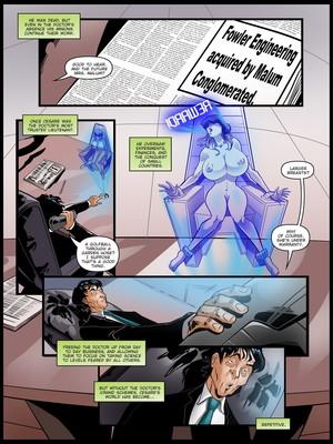 Adult Comics MCC- Business as Usual Porn Comic 04