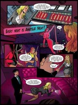 Adult Comics MCC- Business as Usual Porn Comic 05