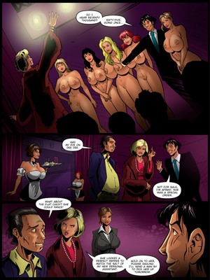 Adult Comics MCC- Business as Usual Porn Comic 12