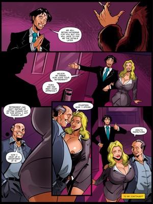 Adult Comics MCC- Business as Usual Porn Comic 13