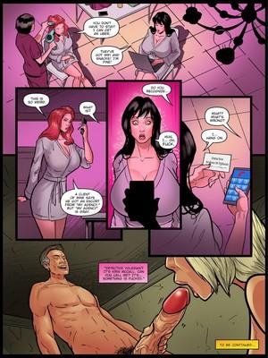 MCC- Checkered Past 10 free Porn Comic sex 13