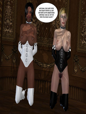 MCtek- A Model Slave free Porn Comic