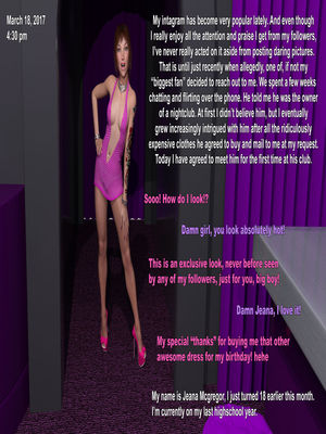 Porn Comics - 3D : Meiwow- Jeana's Flourishment Porn Comic