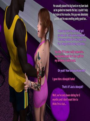 3D Porn Comics Meiwow- Jeana's Flourishment Porn Comic 02