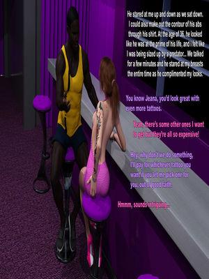 3D Porn Comics Meiwow- Jeana's Flourishment Porn Comic 03