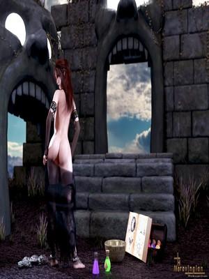 3D Porn Comics Merovingian- The Summoner Porn Comic 02