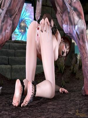 3D Porn Comics Merovingian- The Summoner Porn Comic 20