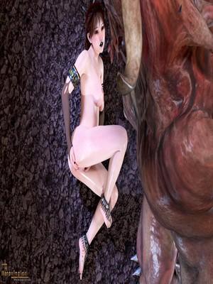 3D Porn Comics Merovingian- The Summoner Porn Comic 22