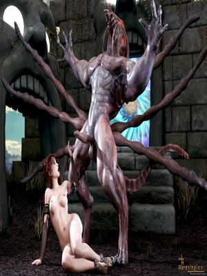 3D Porn Comics Merovingian- The Summoner Porn Comic 24