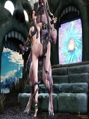 3D Porn Comics Merovingian- The Summoner Porn Comic 28