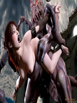 3D Porn Comics Merovingian- The Summoner Porn Comic 40