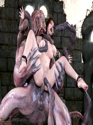 3D Porn Comics Merovingian- The Summoner Porn Comic 41