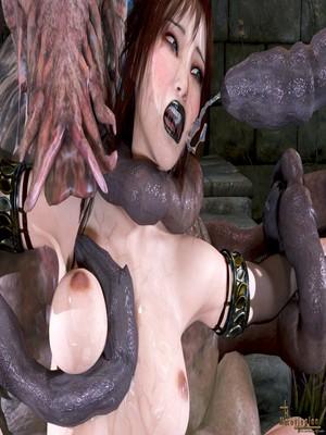 3D Porn Comics Merovingian- The Summoner Porn Comic 42