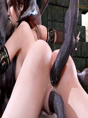 3D Porn Comics Merovingian- The Summoner Porn Comic 52