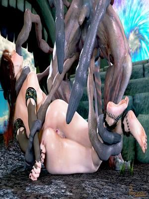 3D Porn Comics Merovingian- The Summoner Porn Comic 55