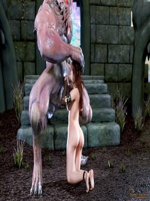 3D Porn Comics Merovingian- The Summoner Porn Comic 57