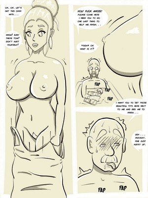 Incest Comics Meteora- Heart Conditions Porn Comic 05