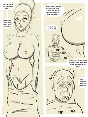 Incest Comics Meteora- Heart Conditions Porn Comic 05