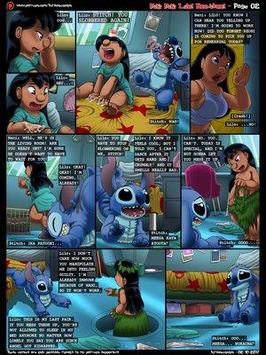Incest Comics Miki Miki Lilo Boojiboo (Lilo and Stitch) Porn Comic 02