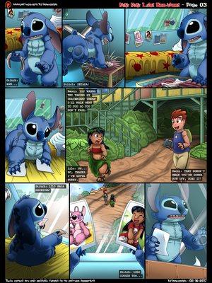 Incest Comics Miki Miki Lilo Boojiboo (Lilo and Stitch) Porn Comic 03