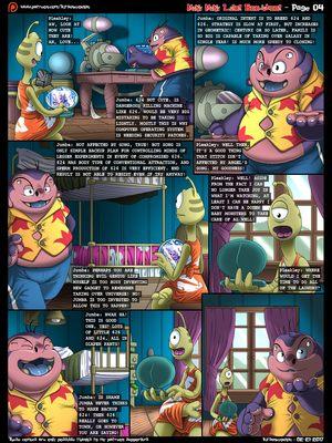 Incest Comics Miki Miki Lilo Boojiboo (Lilo and Stitch) Porn Comic 04
