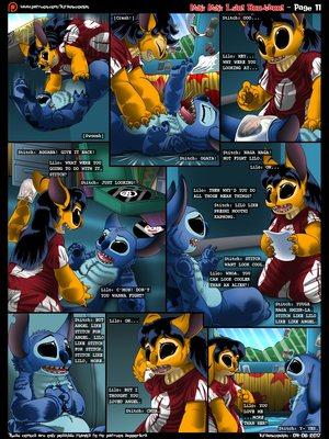 Incest Comics Miki Miki Lilo Boojiboo (Lilo and Stitch) Porn Comic 11
