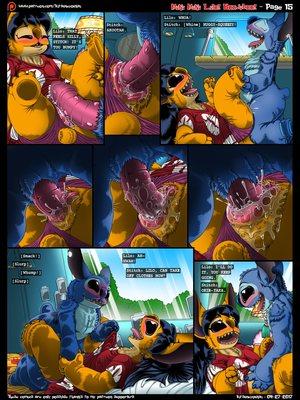 Incest Comics Miki Miki Lilo Boojiboo (Lilo and Stitch) Porn Comic 15