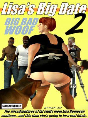 Milf-3D – Lisa's Big Date 2 free Porn Comic