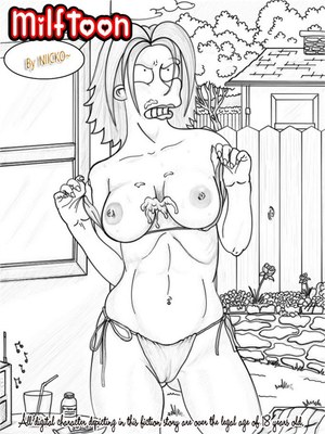 Milftoon Comics Milftoon – Simpsons- So big and hard Porn Comic 01