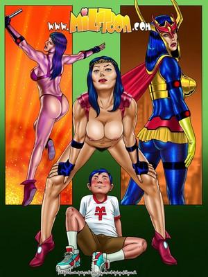 Milftoon Comics Milftoon- Big Barba Porn Comic 12